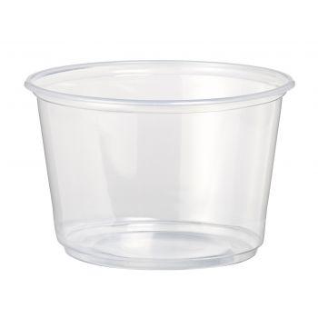 500 x  Round Food Storage Container - 500cc