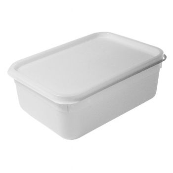 80 x Plastic Food Storage Container With lids - 2ltr.
