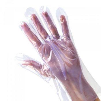 10,000 x Polythene Gloves - Large