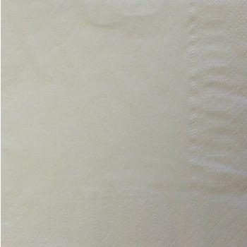1000 x 40/3 White Napkins (Bulk)