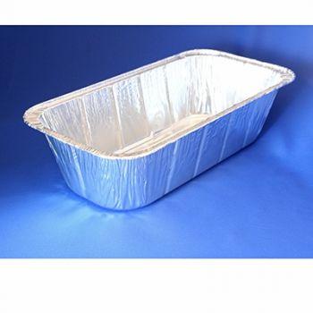 200 x Third Size Aluminium Foil Roasting Tray (318)