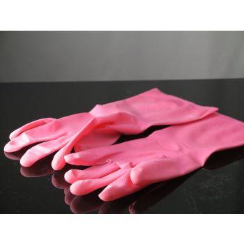 144  Set Washing Up Rubber Gloves- Size Large