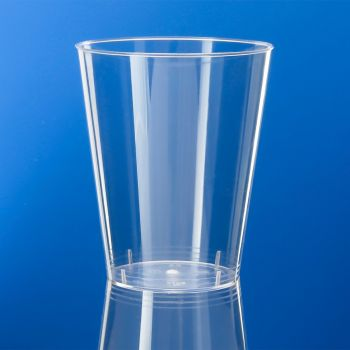 Mashers Disposable 7oz Clear Strong Plastic Drinks Tumblers/Dessert Cups – Case of 800