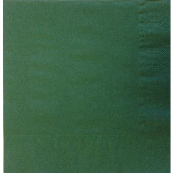 200 x  Lincoln Green Paper Tablecovers - Disposable