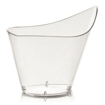Mashers Goccia 120ml Mini Disposable Plastic Dessert Bowls – Case of 450
