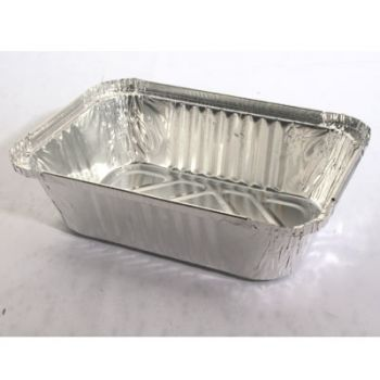 1440 x Oblong Container Foil Containers(R45L)